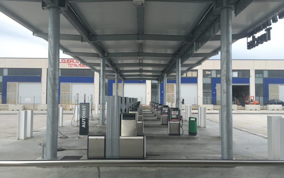 Fuerte demanda y atractiva rentabilidad en las estaciones de servicio